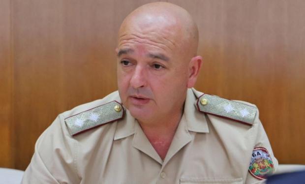 Генерал Венцислав Мутафчийски, за когото всички говорят в последните седмици,