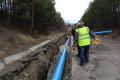 Пускат колите по пътя, затворен за строежа на аварийния водопровод за Перник