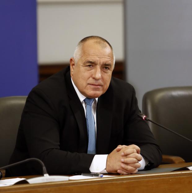 Министър-председателят Бойко Борисов излезе с обръщение към всеки един български