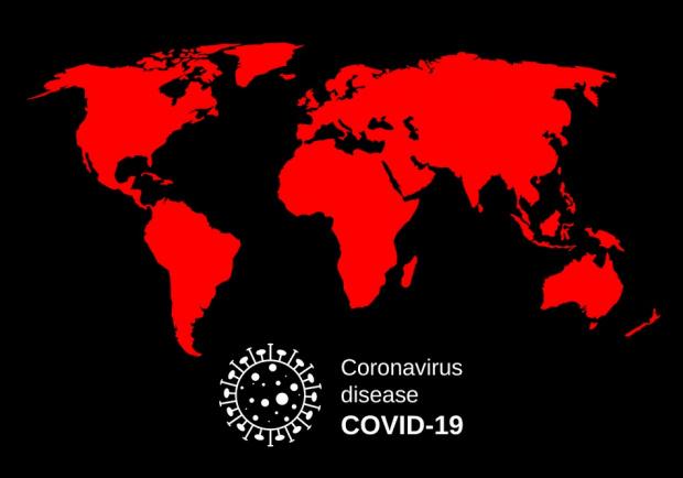 Броят на потвърдените случаи на заразени с вируса по света
