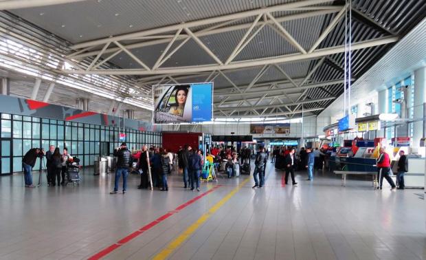 Наполовина са намалели пътниците на летище София заради коронавируса.Спадът е