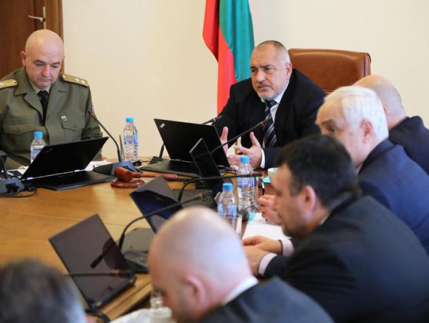 63% от българите имат положително отношение към шефа на щаба