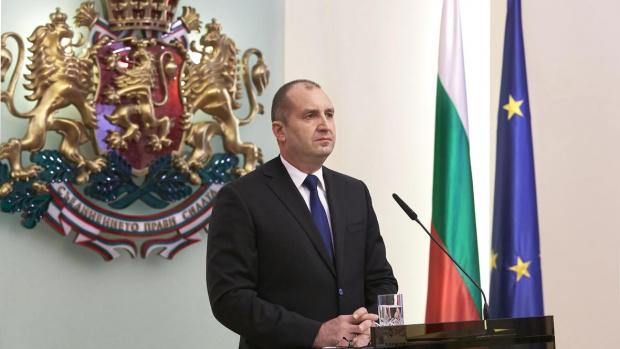 Президентът Румен Радев утвърди закона за актуализацията на държавния бюджет,
