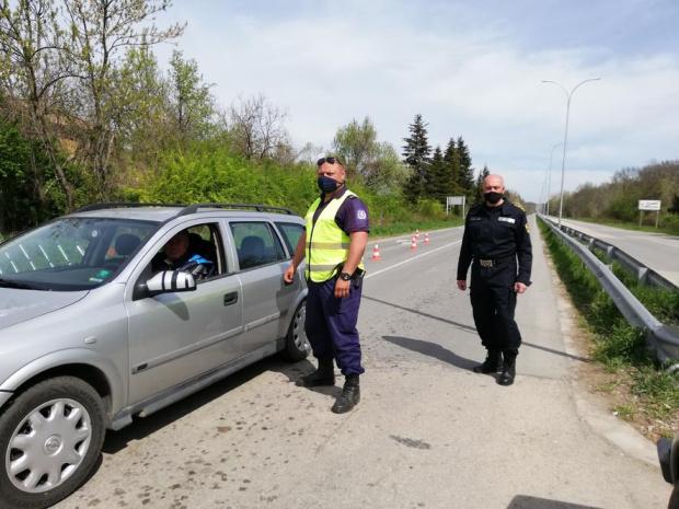 Над 200 КПП-та ще ограничават пътуванията за дългия уикенд