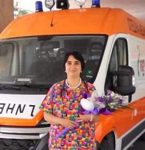 Колегите на починалата от коронавирус д-р Илияна Иванова я почетоха с аплодисменти