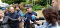 Шофьор помете жена и дете на пешеходна пътека във Варна, избяга, но го хванаха