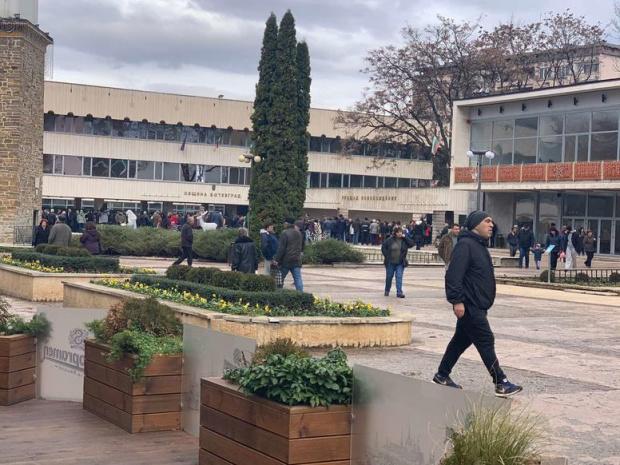 Спецакция срещу битовата престъпност в Ботевград