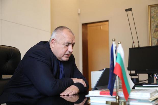 Министър-председателят Бойко Борисов участва в специалното видеопослание на лидерите на