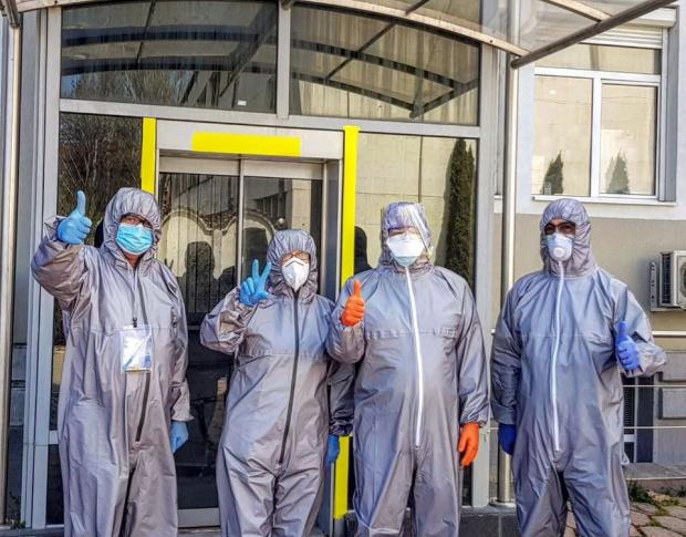 Секретарят на Националния оперативен щаб за борба с коронавируса Димо