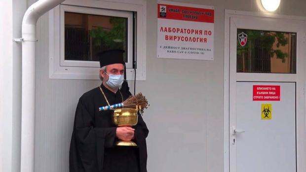 Секретарят на Националния оперативен щаб за борба с коронавируса доц.
