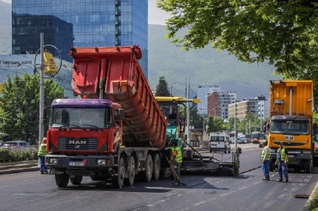 От утре, 15 май, ще бъде възстановено движението по бул.