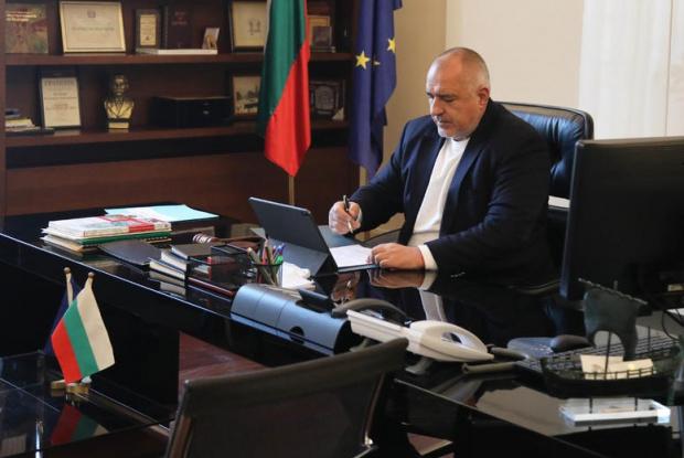 Министър-председателят Бойко Борисов покани колегите си от Четиристранния формат -