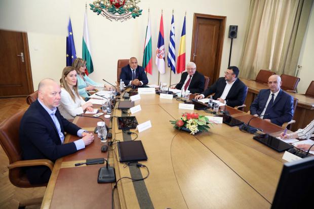 Започна Четиристранната среща между България, Гърция, Румъния и Сърбия