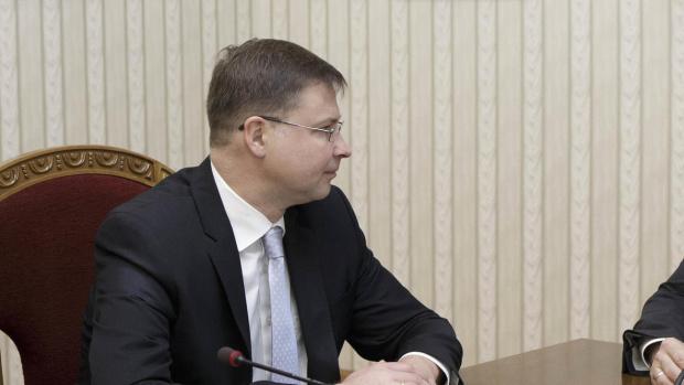 Заместник-председателят на Европейската комисия, отговарящ за икономиката в интерес на