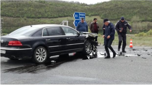 Комплексната автотехническа и съдебномедицинска експертиза за катастрофата с участието на