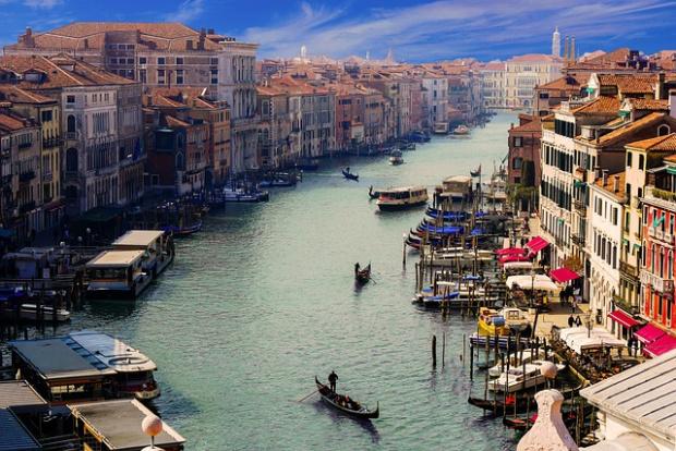 Венеция посреща отново туристи. След облекчаване на мерките за блокада,