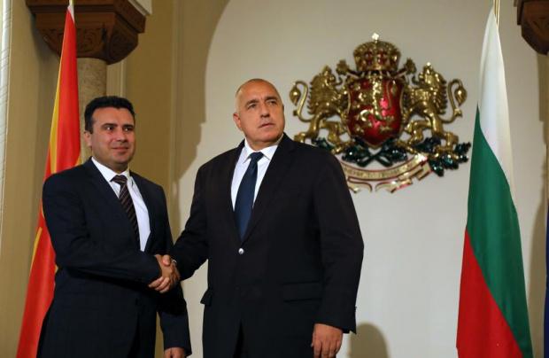Темата за блокирането на европейската интеграция на Северна Македония не