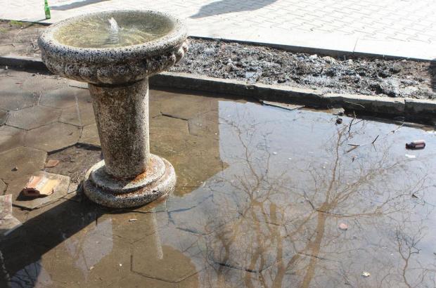 От 1 юни ще бъдат пуснат чешмите в градските градини