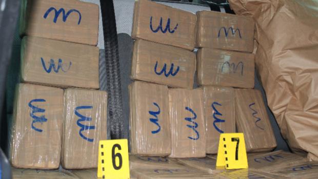 Нови над 250 кг кокаин са намерени в апартамент в