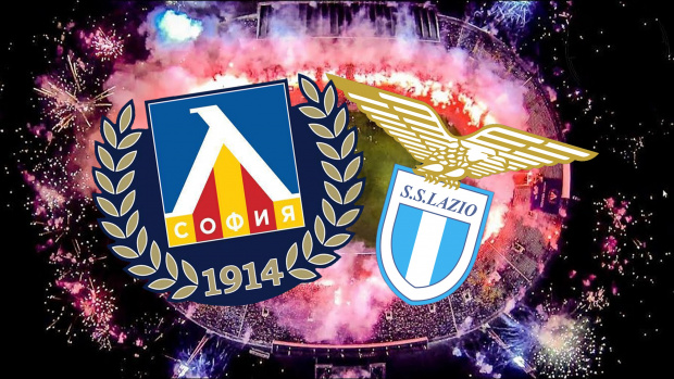 Футболът е повече от игра: Фенове на Лацио помагат на Левски да се спаси
