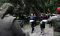 Президентът пред паметника на Ботев: Символично е, че в цялата година ни е отредена само една минута за достойно мълчание
