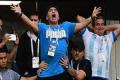 Диего Марадона лъсна по голи задни части в скандално ВИДЕО