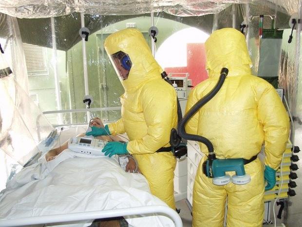 Четирима души са починали от ебола в Демократична република Конго,