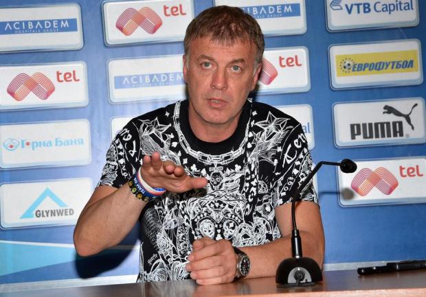 """Наско Сираков вече е собственик на """"Левски"""""""