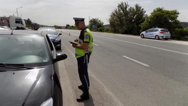 От днес до 10-и юни Пътната полиция започва операция в