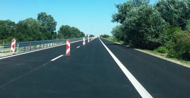 Започва ремонтът на 6 км от платното за Варна на