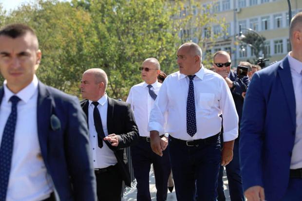 ПремиерътБойко Борисовучаства в среща с членове и симпатизанти на ГЕРБ