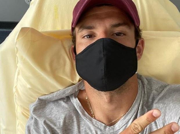 Григор Димитров обяви: Заразен съм с коронавирус! Съжалявам, че съм причинил вреда на много хора