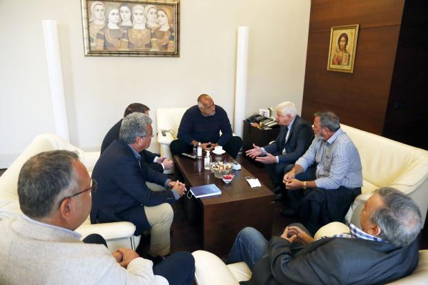 Министър-председателят Бойко Борисов свика работна среща в Министерския съвет във