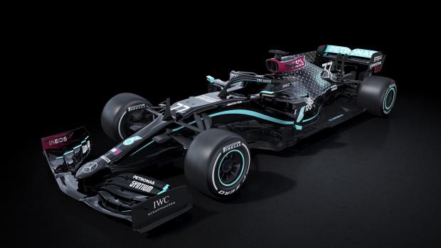 Шампионите при конструкторите във Формула 1 - Мерцедес, ще използват