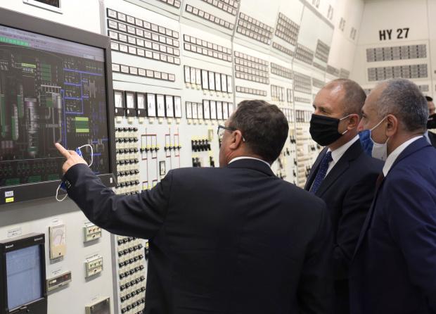 Ядрената енергетика е стратегически отрасъл за България. В момента говорим