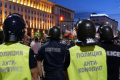 7 в ареста след снощните протести в София
