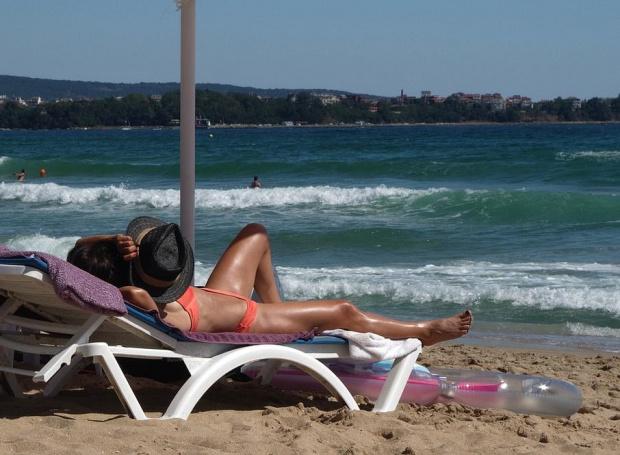 Плажовете по Южното Черноморие се напълниха