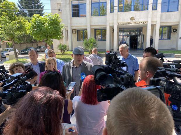 Главният прокурор Иван Гешев осъди остро в социалните мрежи висш