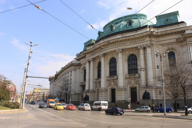Резултатите от първия етап на класирането на кандидат-студентите в Софийския