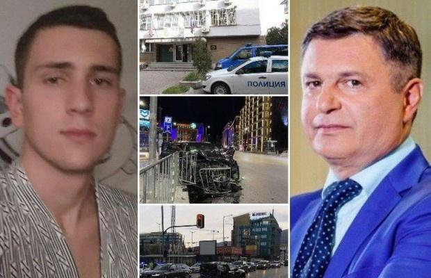 Софийският градски съдотказа да пусне от ареста Кристиан Николов, причинил