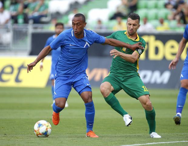 Отборът на Лудогорец победи Левски с 3:0 у дома в