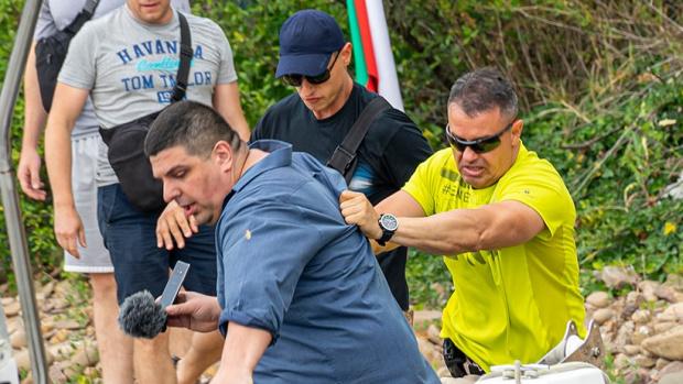 Охранителите от НСО стават част от семейството на Доган и