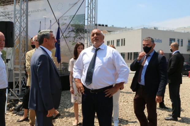 Министър-председател на България Бойко Борисов поиска оставките на министъра на
