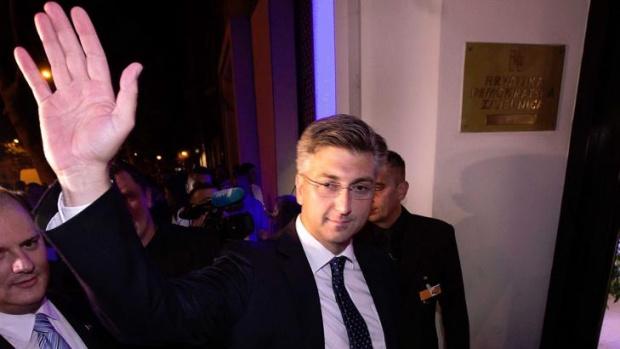 Хърватският президент Зоран Миланович връчи мандат за съставяне на ново