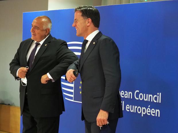 Борисов от Брюксел: Полагам огромни усилия да сближавам позициите на моите приятели от Севера, от Юга и от Централна и Източна Европа