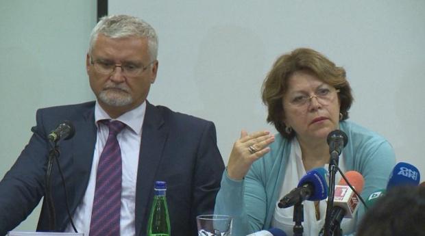 Задържаха бившия депутат Минчо Спасов на протеста
