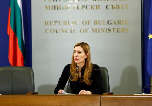 Ангелкова подава оставка