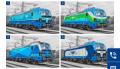 Потребители избраха онлайн как да изглеждат новите локомотиви на БДЖ