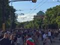 """Протестиращи предлагат: Орлов мост да бъде преименуван на ул """"Протестна"""""""