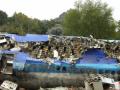 Разбилият се самолет в Индия паднал от склон